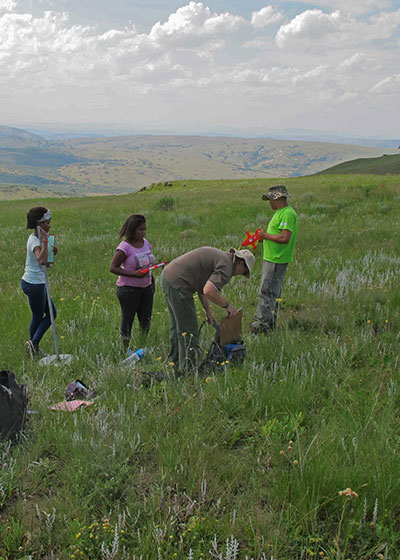 Stewardship and Grasslands: An interview with Isabel Johnson