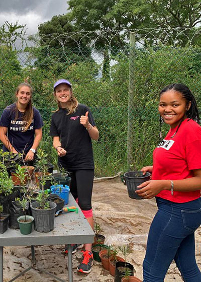 Inspiring a community of young plant lovers